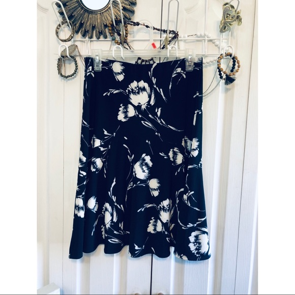 Chaps Dresses & Skirts - Chaps Navy Skirt